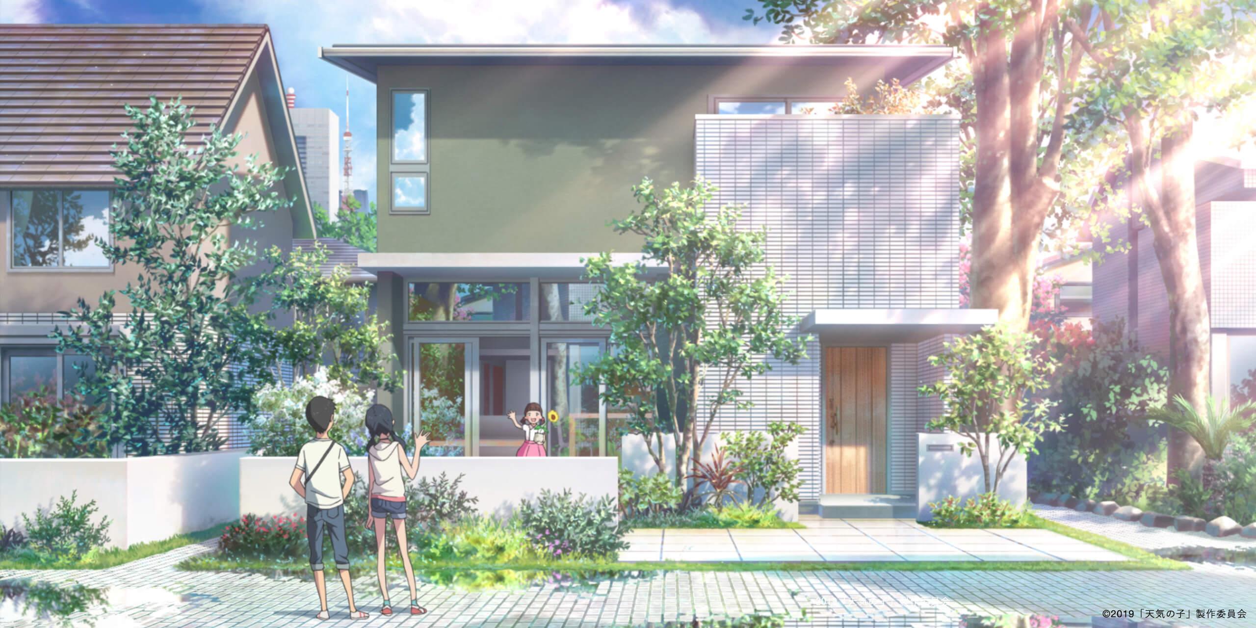 映画『天気の子』とミサワホームのコラボキャンペーンサイトのデザイン開発